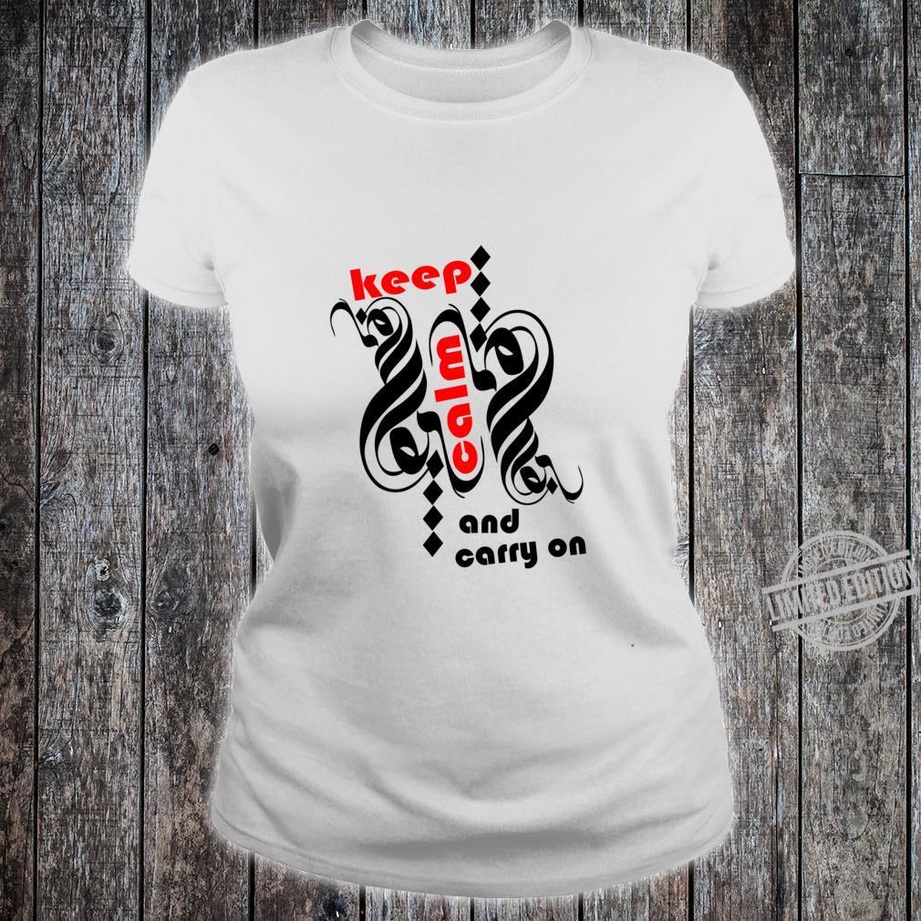 Keep Shirt ladies tee