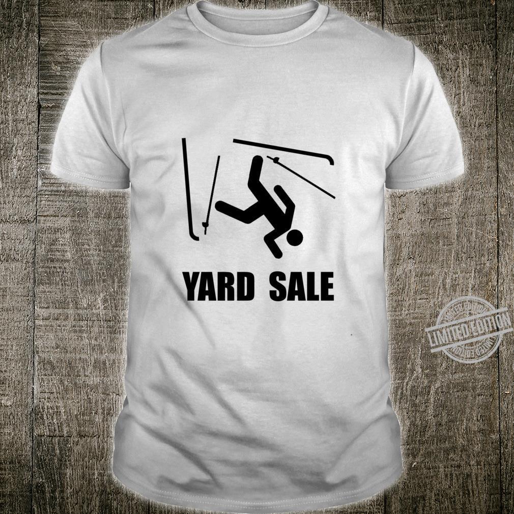 Ski Yard Sale Shirt