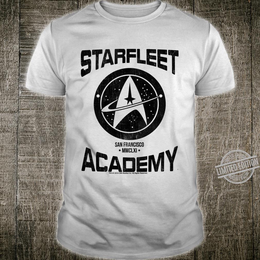 Star Trek Discovery Starfleet Academy San Francisco Lightweight Shirt